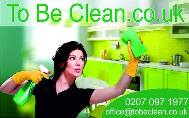 Работа в Почистването в Лондон £9 – £10 на час