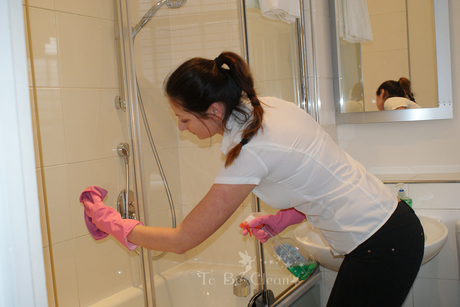 To Be Clean London, end of tenancy cleaning